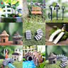 DIY Mini Craft Figurine Plant Pot Garden Ornament Miniature Fairy Garden Decor