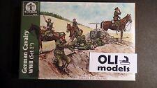 1/72 WWII German Cavalry Set #1 FIGURES SET - Waterloo 1815 AP25