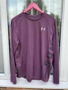 Mens Under Armour Long Sleeved Top Size Large