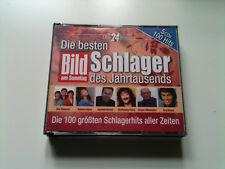 Bild am Sonntag: Die besten SCHLAGER DES JAHRTAUSENDS 5 CD´s - 100 Hits Shop 24