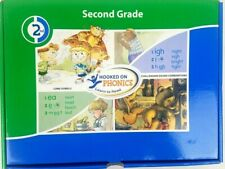 Hooked on Phonics Second Grade Learn to Read Complete