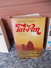 Tai-Pan, der Roman Hongkongs, von James Clavell