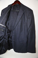Hugo Boss Jayden Plaid Two Button Blazer Jacket Size 40 R