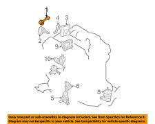 TOYOTA OEM-Engine Motor Mount Torque Strut 1236320120