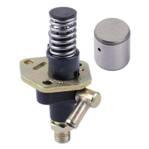 Fuel Injector Pump No Solenoid Fit for Yanmar L100 Chinese 186F Diesel Engine~