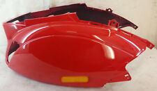 PIAGGIO cremallera 2000 50/125cc 2/4 tiempos cáscara trasero lado rojo original
