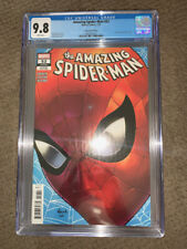 Amazing Spiderman Volume 5 #52 CGC 9.8 Todd Nauck headshot variant