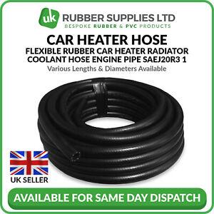Car Heater Hose Flexible Rubber EPDM SAEJ20R3