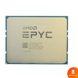 AMD EPYC 7601 CPU PROCESSOR 32 CORE 2.20GHz 64MB CACHE 180W - PS7601BDVIHAF