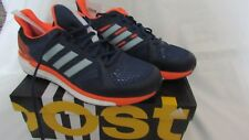 adidas supernova ST noble Womens boost Running Shoes Trainers blue/orange 7.5