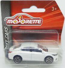 Majorette Toyota Corolla Altis white car toy model diecast miniature