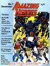 AMAZING HEROES (FANTAGRAPHICS) (1981 Series) #7 Very Fine