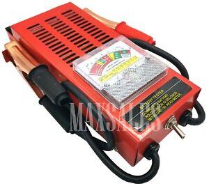 Battery Load Tester Type 6V & 12V Mechanics 6 12 Volt Car Auto