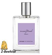 BNIB Philosophy Unconditional Love Eau de Toilette Splash, 0.33 oz. Perfume