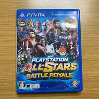 PSVITA/PlayStation All-Stars Battle Royale    Action / Battle Game from Japan