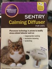 Sentry Calming Diffuser for Cats, 1.5-Ounce