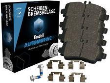 Satz Rondell Bremsbeläge Bremsklötze Vorderachse Mercedes A-Klasse W168