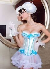 Satin Regular Size Corsets & Bustiers for Women