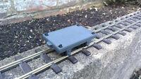 Industrial Flatbed Wagon Kit 16mm SM32 Narrowgauge Garden Railway