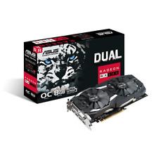 ASUS Radeon RX 580 8GB Dual Graphics Card