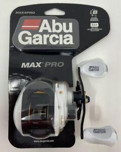 Abu Garcia MAX4PRO 7.1:1 (8-Bearing) Bait Casting Reel NEW