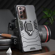 Hülle Samsung Note 20/20 Ultra Armor Outdoor Case Magnet Ring Halter Schutzhülle