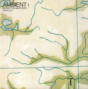 Brian Eno – Ambient 1 (Music For Airports) (CD, Album, Remastered)