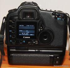 Canon semi-professional DSLR Digital Camera with 35-70mm AF Lens + Grip