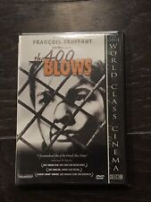 Francois Truffaut The 400 Blows French Widescreen (Dvd, B&W, 1959) New Sealed