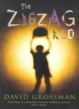 The Zigzag Kid,David Grossman- 9780747538097