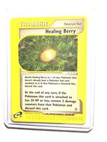 HEALING BERRY - 125/147 - Aquapolis - Trainer - Pokemon Card - NM