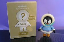 "2011 Hallmark ""FROSTY MYSTERY ORNAMENT - POLAR PENGUIN"