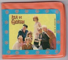 GILLIGAN'S ISLAND VINYL WALLET MADE IN ARGENTINA BOB DENVER