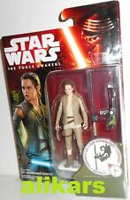 REY RESISTANCE OUTFIT The Force Awakens Star Wars Disney Hasbro Figure