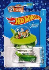 New Hot Wheels The Jetsons Capsule Car Die Cast Car Toy Hw City Series Misp