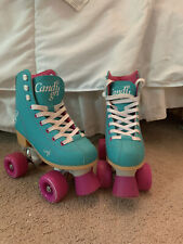 Kids Roller Skater Adjustable Strings Used,Good Condition Size 3 Womens