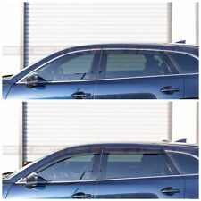 Mazda 17-ON CX-9 / 2nd Gen / SUV / Rainshield / Window Visor / Weather Shield