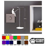 Light Switch Fishing Man, Fun, Angling - Vinyl Wall Decal Sticker - ANY COLOUR!