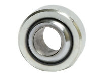 M12 Spherical Plain Bearing, ID 12mm Hole/Bore, OD 26mm, PTFE Lined (GEK12T)