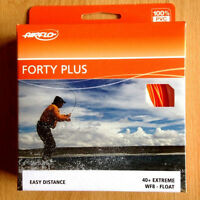 Airflo FORTY PLUS (40+) Extreme Super Dry Weight Forward Fly Fishing Line