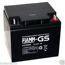 Fiamm | FGS FGC25005 50Ah ersetzbar  FGC24207 42Ah  12 Volt  M6 Schraubans.