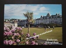 Picture Postcard: ROTHESAY, ISLE OF BUTE (Whiteholme)