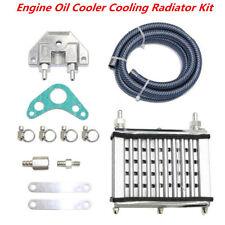 CNC Engine Oil Cooler Cooling Radiator Kit For 125cc 140cc 150cc ATV Dirt Bike