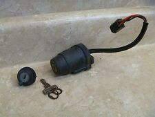 Yamaha 250 DT ENDURO DT250-D Original Ignition Switch Lock Set 1977 #YB21 VTG