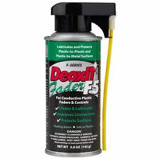 CAIG F5S-H6 DeoxIT Fader Spray 5 oz.