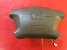 1997-2001 TOYOTA CAMRY AIR BAG DRIVER TAN USED OEM!
