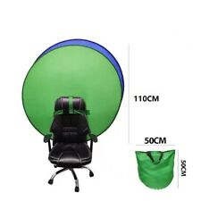 """43"""" Green Screen Backdrop Portable Photography Background for Photo Video Studio"""
