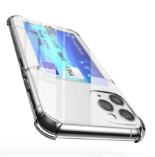 Phone Case For iPhone 12Mini 12 11 Pro Max X XS XR Soft Silicone Wallet Cover Ca