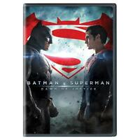 Batman v Superman Dawn of Justice (DVD, 2016, 2-Disc Set) action superhero PG-13