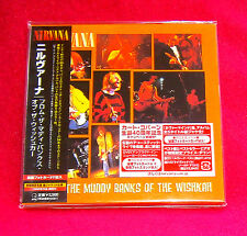 Nirvana From the Muddy Banks of the Wishkah JAPAN MINI LP CD UICY-93362